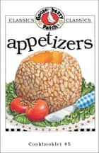 Appetizers Cookbook ebook by Gooseberry Patch