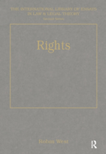 Rights ebook by