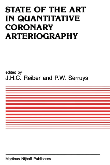 State of the Art in Quantitative Coronary Arteriography ebook by