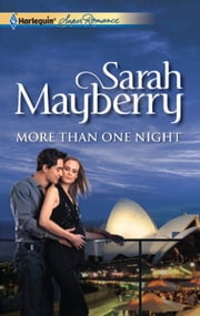 More Than One Night ebook by Sarah Mayberry