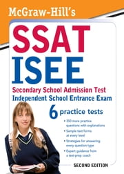 McGraw-Hill's SSAT/ISEE, 2ed ebook by Nicholas Falletta