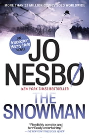 The Snowman - A Harry Hole Novel (7) ekitaplar by Jo Nesbo, Don Bartlett