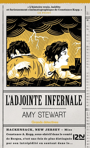 L'Adjointe infernale ebook by Amy STEWART