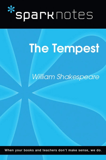 literary devices in the tempest