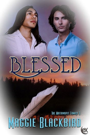 Blessed ebook by Maggie Blackbird