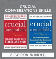 Crucial Conversations Skills ebook by Kerry Patterson, Joseph Grenny, Ron McMillan, Al Switzler