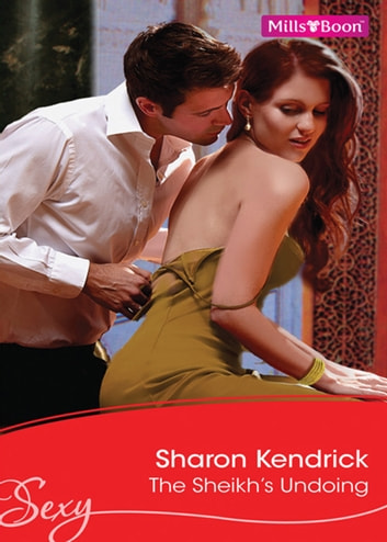 The Sheikh's Undoing 電子書 by Sharon Kendrick