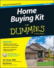 Home Buying Kit For Dummies ebook by Eric Tyson, Ray Brown