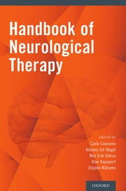 Handbook of Neurological Therapy ebook by Carlo Colosimo,Antonio Gil-Nagel,Nils Erik Gilhus,Olajide Williams,Alan Rapoport