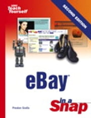 eBay in a Snap ebook by Preston Gralla