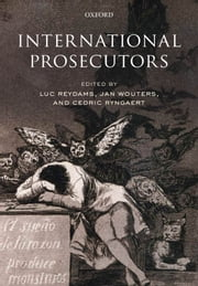 International Prosecutors ebook by