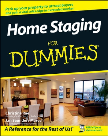 Home Staging For Dummies ebook by Christine Rae,Jan Saunders Maresh