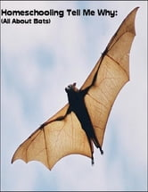 Homeschooling Tell Me Why: (All About Bats) ebook by Sean Mosley