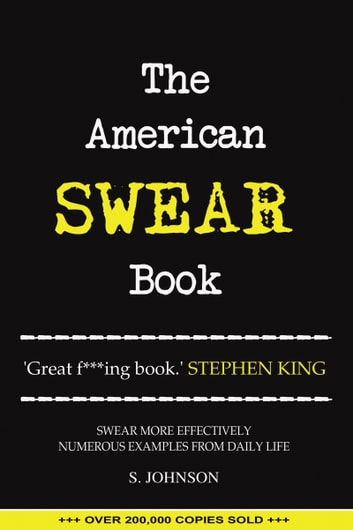 The American Swear Book - English as a Second Fucking Language ebook by Sterling Johnson