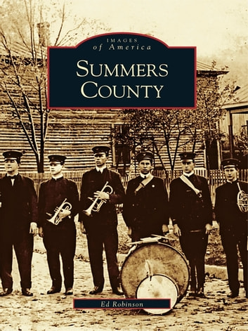 Summers County ebook by Ed Robinson
