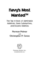 Navy's Most Wanted™ ebook by Norman Polmar; Christopher Cavas