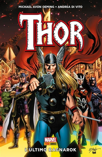 Thor. L'Ultimo Ragnarok ebook by Michael Avon Oeming,Daniel Berman