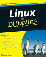 Linux For Dummies ebook by Richard Blum