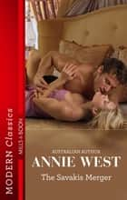 The Savakis Merger ebook by Annie West