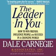 The Leader in You audiobook by Dale Carnegie