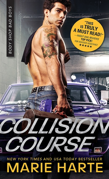 Collision Course ebook by Marie Harte
