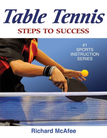 Table Tennis ebook by McAfee,Richard