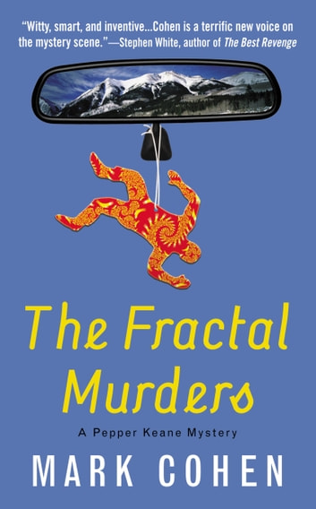 The Fractal Murders ebook by Mark Cohen