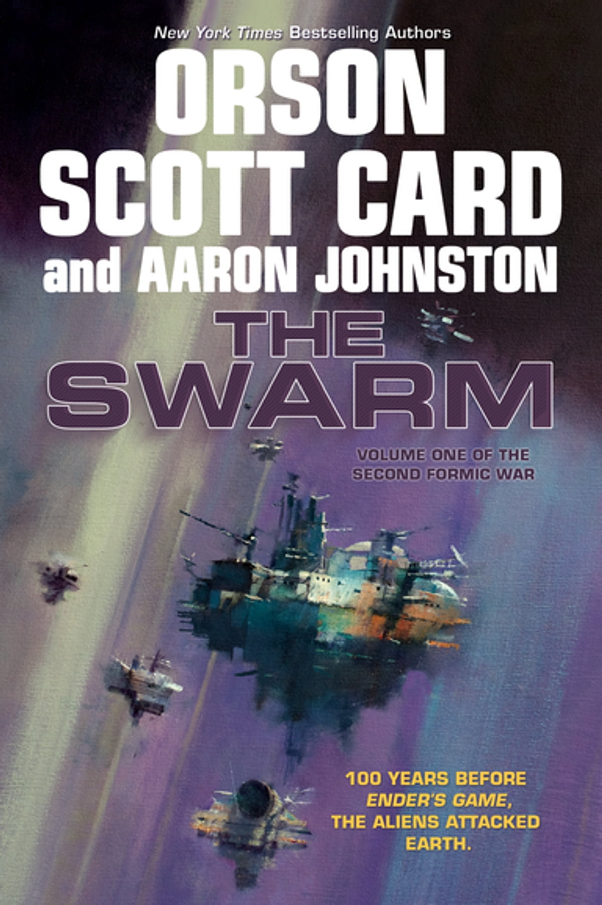 The Swarm  The Second Formic War (volume 1) Ebook By Orson Scott Card