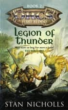 Legion Of Thunder - Orcs: First Blood Book Two ebook by Stan Nicholls