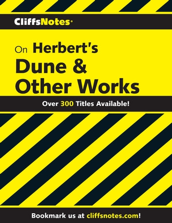 CliffsNotes on Herbert's Dune & Other Works ebook by L. David Allen