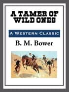 A Tamer of Wild Ones ebook by B. M. Bower