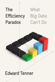 The Efficiency Paradox - What Big Data Can't Do ebook by Edward Tenner