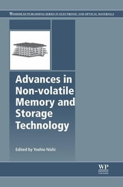 Advances in Non-volatile Memory and Storage Technology ebook by Yoshio Nishi
