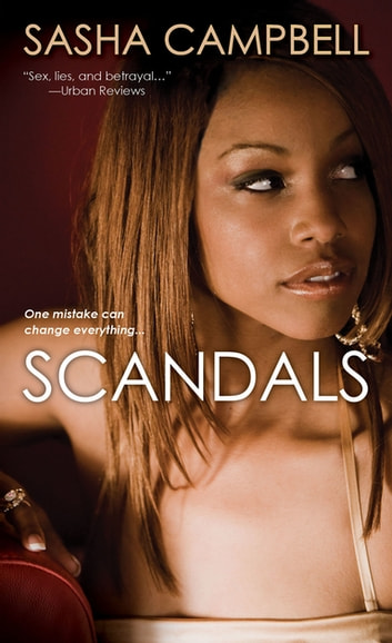 Scandals ebook by Sasha Campbell