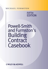 Building Contract Casebook ebook by Michael Furmston