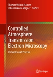 Controlled Atmosphere Transmission Electron Microscopy - Principles and Practice ebook by Thomas Willum Hansen,Jakob Birkedal Wagner