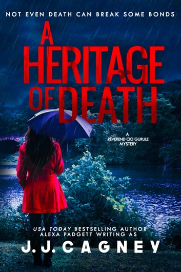 A Heritage of Death ebook by J. J. Cagney
