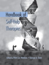 Handbook of Self-Help Therapies ebook by