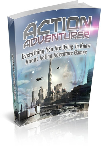 Action Adventurer ebook by Clive Jackson