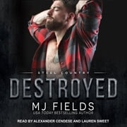 Destroyed audiobook by MJ Fields