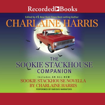 The Sookie Stackhouse Companion audiobook by Charlaine Harris