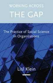 Working Across the Gap - The Practice of Social Science in Organizations ebook by Lisl Klein