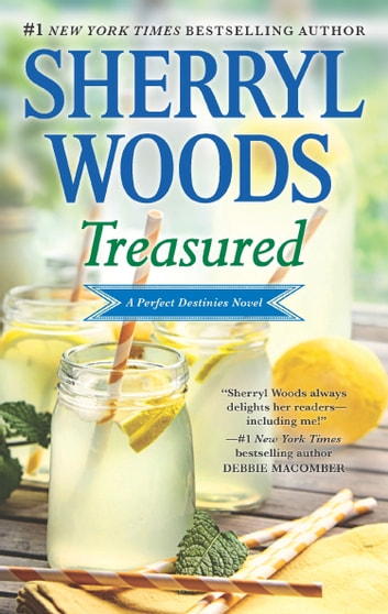 Treasured (Perfect Destinies, Book 3) ekitaplar by Sherryl Woods
