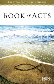The Book of Acts ebook by Rose Publishing