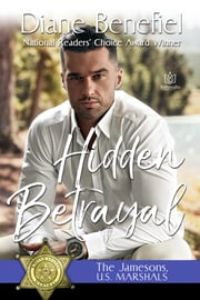Hidden Betrayal ebook by Diane Benefiel
