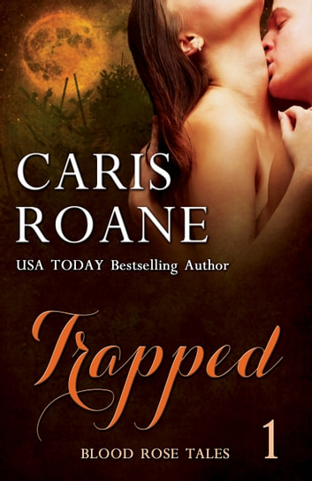Trapped ebook by Caris Roane