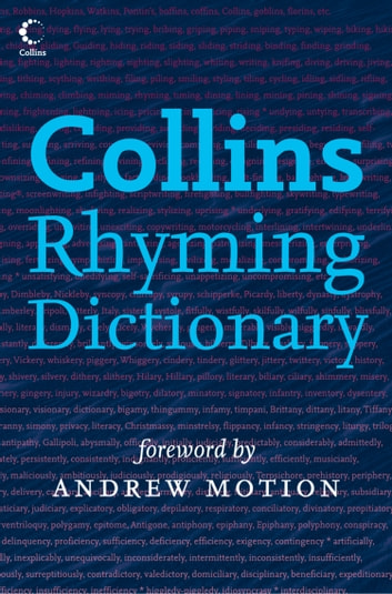 Collins Rhyming Dictionary ebook by Rosalind Fergusson