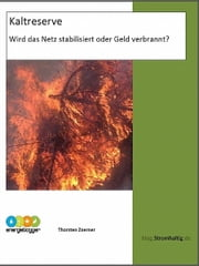 Die Kaltreserve ebook by Thorsten Zoerner