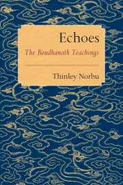 Echoes - The Boudhanath Teachings ebook by Thinley Norbu