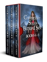 The Courtlight Series, Books 4-6: Sworn To Secrecy, Sworn To Defiance, and Sworn To Ascension ebook by Terah Edun